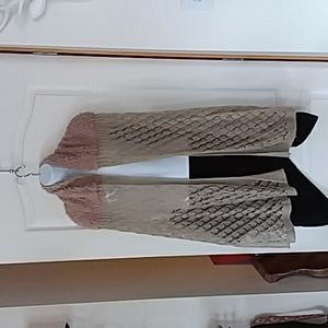 Recycled handmade reversible vest